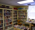 Dinsmore-Baptist-Church-library-1